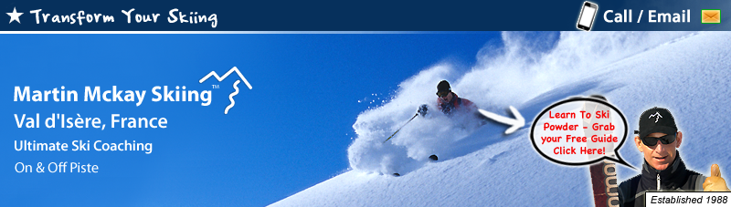 Learn To Ski - Skiing Instruction On and Off Piste