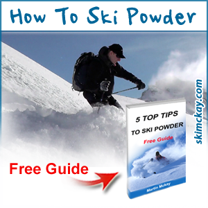 Learn to Ski Powder - Free Guide