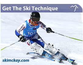 Get The Ski Technique - Mastery