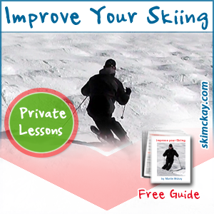 Drastically improve Your Skiing with Skiing Legend Martin Mckay at skimckay in Val d'Isere and crack the skiing code, learn to ski the moguls, steeps, pistes, powder and trees much much better. Have one on one Private Skiing Lessons to accelerate your progress and boost your ski confidence!
