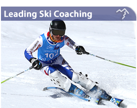 Leading Ski Coaching