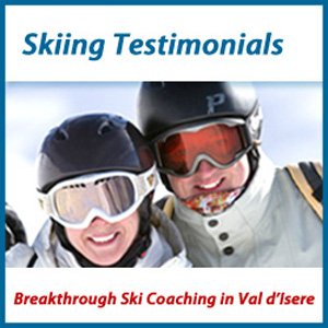 Ski Instruction Testimonials