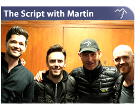 The Script with Martin